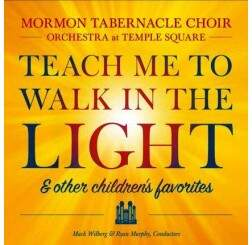 CD Teach me to Walk in the Light