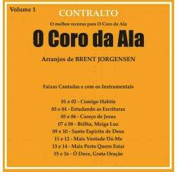 CD CORO DA ALA VOL 1 CONTRALTO