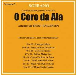 CD CORO DA ALA VOL 1 SOPRANO