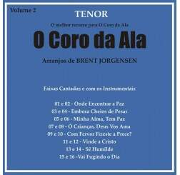 CD CORO DA ALA VOL 2 TENOR
