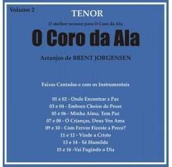 CD CORO DA ALA VOL 2 TENOR