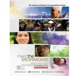 DVD Meet the Mormons