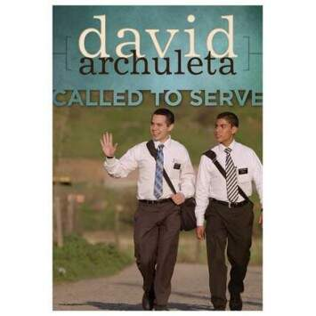 DVD David Archuleta - Called to Serve