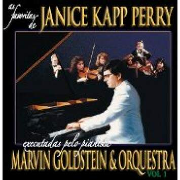 CD As Favoritas de Janice K.Perry - Volume 1