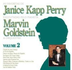 CD As favoritas de Janice K.Perry - Volume 2