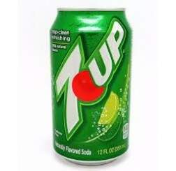 Refrigerante 7UP