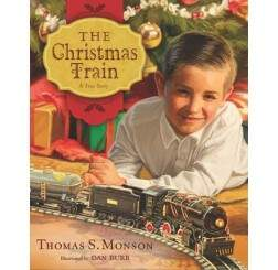 Livro The Christmas Train