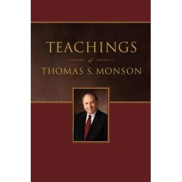 Livro Teachings of President Thomas S. Monson