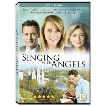 DVD SINGING WITH ANGELS