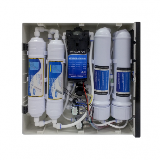 Filtro Osmose Reversa Residencial 100l/h Ropad