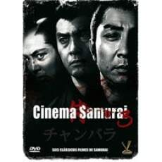 Cinema Samurai III (Digistack com 3 dvds)