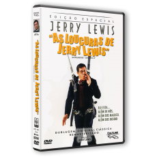As Loucuras de Jerry Lewis - NOVO LACRADO