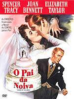 O Pai da Noiva (1950)  (Father of the Bride) ORIGINAL LACRADO