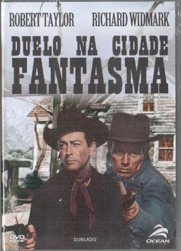 Duelo na Cidade Fantasma(The Law and Jake Wade)