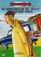 As Aventuras de Mr Hulot no Trafego Louco  (Trafic)