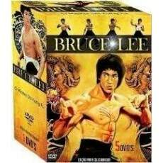 Bruce Lee ( Box c/ 5 DVDs )