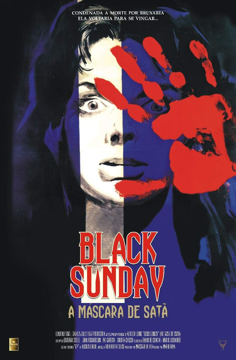 Black Sunday - A Mascara de Satã