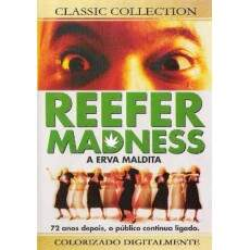 Reefer Madness - A Erva Maldita ( Reefer Madness ) OGIGINAL LACRADO