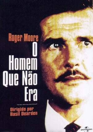 O Homem Que Nao Era  (The Man Who Haunted Himself) ORIGINAL LACRADO