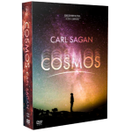 Cosmos Carl Sagan  7 DVDS    ED. DEFINITIVA! ORIGINAL LACRADO