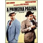 A Primeira Pagina ( Billy Wilder )