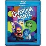 Divertida Mente  (Blu-Ray) SEMI-NOVO