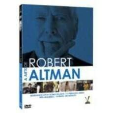 A ARTE DE ROBERT ALTMAN (Digistack com 02 DVDs)