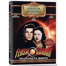 Flash Gordon No Planeta Marte - 15 episódios  NOVO LACRADO
