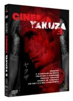 Cinema Yakuza - Vol 3 - NOVO LACRADO