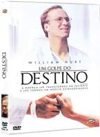 Um Golpe do Destino - WILLIAM HURT - NOVO LACRADO
