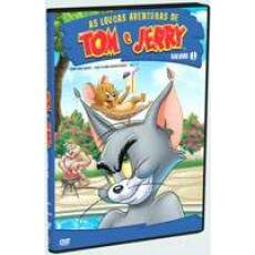 As Loucas Aventuras de Tom e Jerry Vol. 1 . ORIGINAL LACRADO
