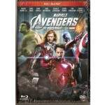 The Avengers - Os Vingadores - DVD + Blu-ray  ORIGINAL  LACRADO