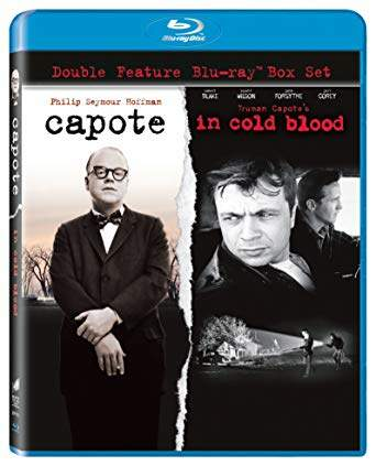 Capote/In Cold Blood -BLU-RAYIMPORTADOORIGINAL LACRADO