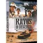Ratos do Deserto - 2ª Temporada Completa - ORIGINAL LACRADO