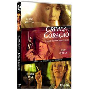 Crimes do Coração ( Crimes of the Heart )ORIGINAL LACRADO