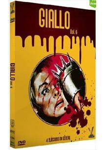 Giallo Vol. 6 - C/ 4 Cards - ORIGINAL LACRADO