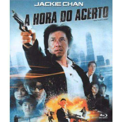 A Hora do Acerto - Blu Ray - ORIGINAL LACRADO