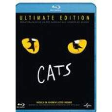 Cats (Blu-Ray) Musical da Broadway - NOVO LACRADO