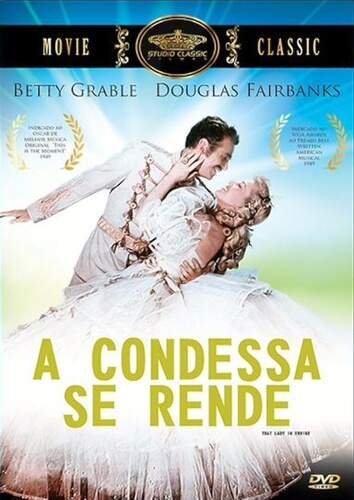 A Condessa Se Rende ( THAT LADY IN ERMINE ) 1948