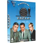 O AGENTE DA UNCLE - Segunda Temporada - Vol. 1 -