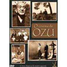 O Cinema de Ozu ( Box com 3 DVD\'S ) 6 filmes