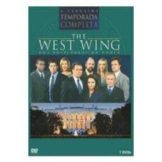 The West Wing Nos bastidores do Poder Terceira Temporada Completa -NOVO LACRADO