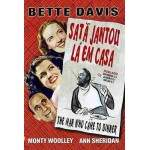 Satã Janta Em Casa ( The Man Who Came to Dinner )1942  SEMI=NOVO REVISADO