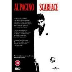 Scarface 1983, -  DUPLO -  SEMI - NOVO REVISADO