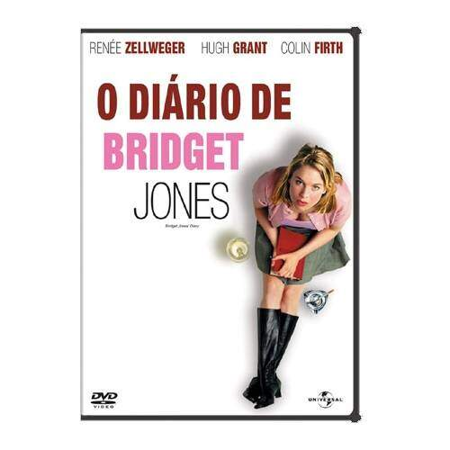 O Diario de Bridget Jones - Semi-Novo