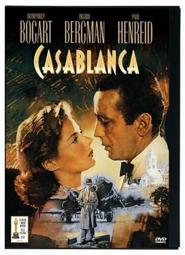 Casablanca- SEMI-NOVO ORIGINAL