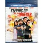 Keeping Up with the Joneses ( Vizinhos Nada Secretos ) BLU-RAY IMPORTADO NOVO LACRADO
