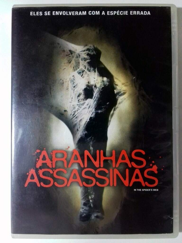 Aranhas Assassinas - Novo Lacrado