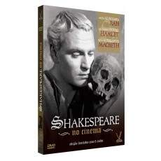 Shakespeare No Cinema - 3 DVDs - 6 Cards - ORIGINAL LACRADO