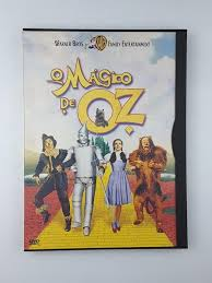 O Mágico de Oz - SEMI-NOVO ORIGINAL ( SNAP CASE )
